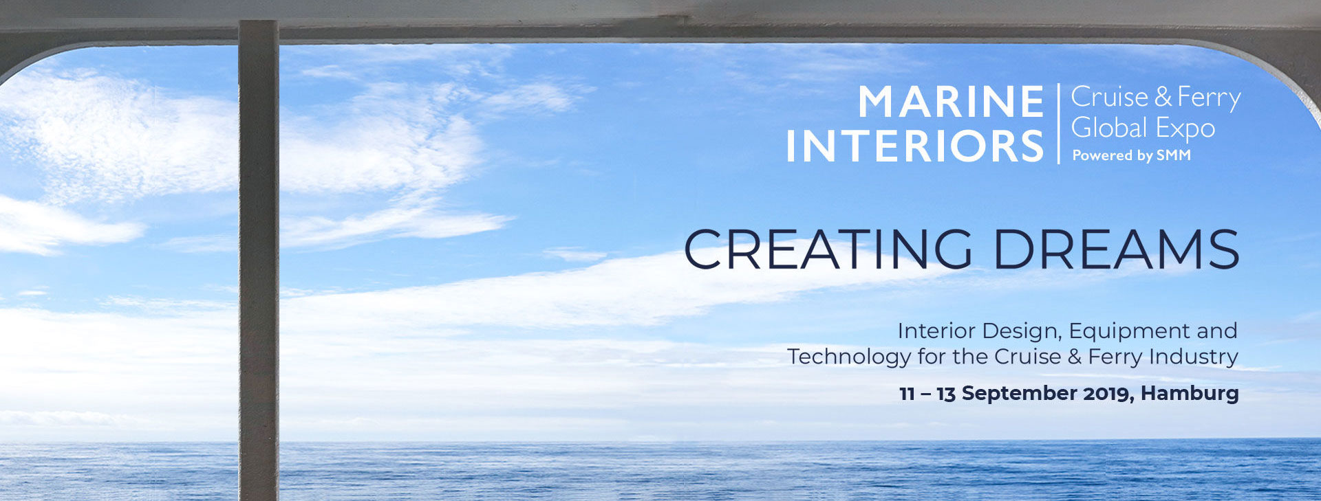 MARINE INTERIORS - Cruise & Ferry Global Expo