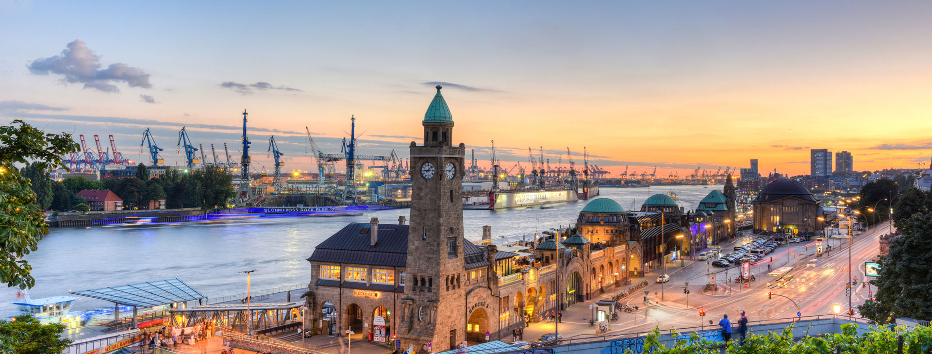 Seatrade Europe in Hamburg